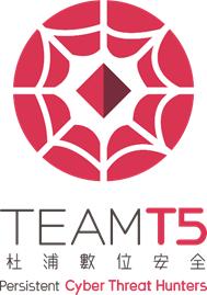 TeamT5 logo